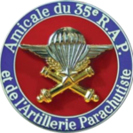 Amicale du 35e RAP